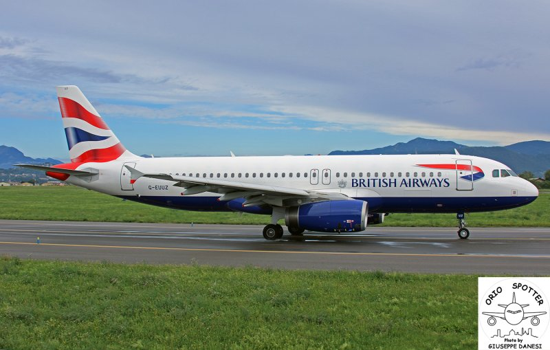 a320 british airways g-euuz