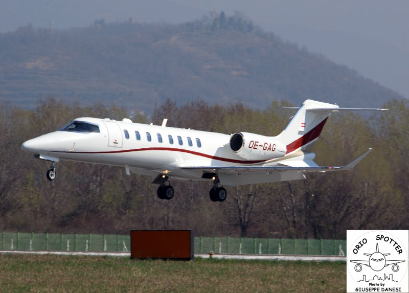 bombardier learjet 75 private oe-gag