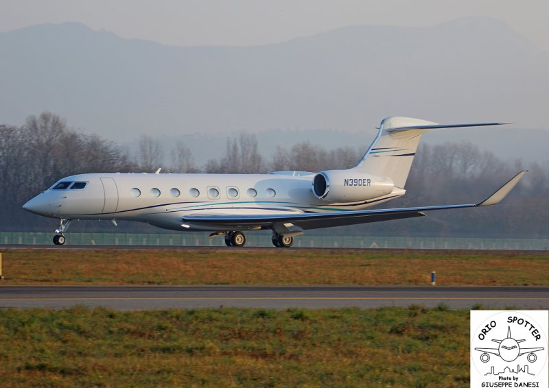 gulfstream aerospace gvi g650er lbma equipment services inc n390er